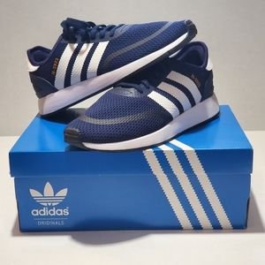 Men's Adidas N-5923 Size US 10.5 Navy